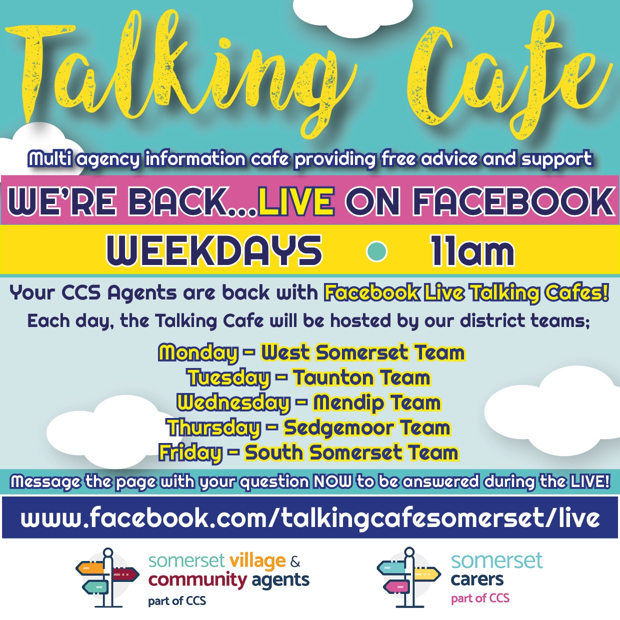 talking cafe